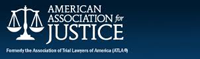American Association for Justice (Formerly the Association of Trial Lawyers of America)